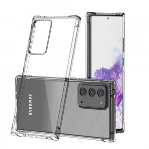 Samsung Galaxy Note 20 Ultra - Air Cushion TPU Case Transparent