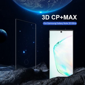 Samsung Galaxy Note 20 Ultra - NillKin 3D CP+ Max Full Coverage Anti-explosion Tempered Glass