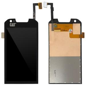 Cat S60 - Full Front LCD Digitizer Black