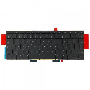 Macbook Pro 13 inch A1708 2016-2017 - British Keyboard UK Layout with Backlight