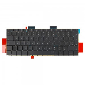 Macbook Pro 13 inch A1708 2016-2017 - Dutch Keyboard NL Layout with Backlight