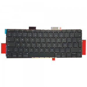 Macbook Pro 13 inch A1708 2016-2017 - Portuguese Keyboard PT Layout with Backlight