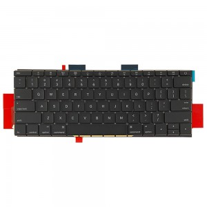 Macbook Pro 13 inch A1708 2016-2017 - American Keyboard US Layout with Backlight