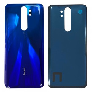 Xiaomi Redmi Note 8 Pro - Battery Cover with Adhesive Blue