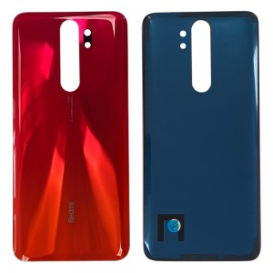 Xiaomi Redmi Note 8 Pro - Battery Cover with Adhesive Red