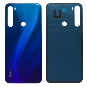Xiaomi Redmi Note 8 - Battery Cover with Adhesive Neptune Blue