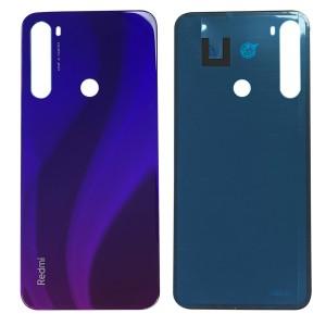 Xiaomi Redmi Note 8 - Battery Cover with Adhesive Nebula Purple