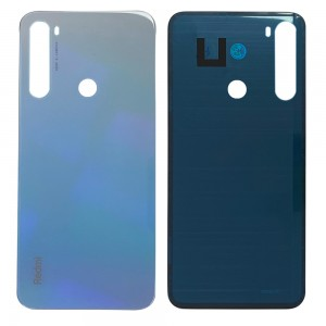 Xiaomi Redmi Note 8 - Battery Cover with Adhesive Moonlight White