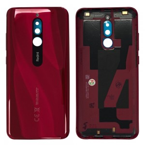 Xiaomi Redmi 8 - Back Housing Cover Ruby Red