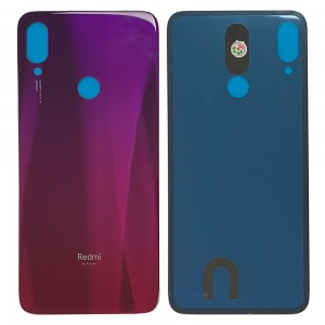 Xiaomi Redmi Note 7 / Note 7 Pro - Battery Cover Red