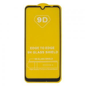 Xiaomi Redmi Note 7 / Note 7 Pro - Full Arc Tempered Glass Black