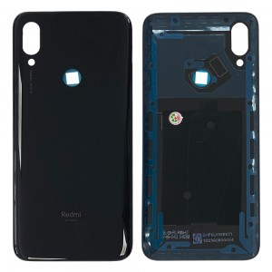 Xiaomi Redmi 7 - Battery Cover with Adhesive Black