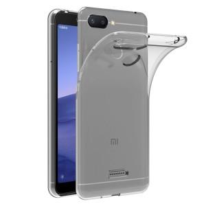 Xiaomi Redmi 6 - TPU Gel Case Clear