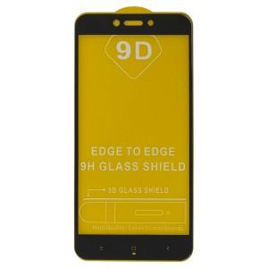 Xiaomi Redmi 5A - Full Arc Tempered Glass Black