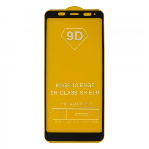 Xiaomi Redmi 5 Plus - Full Arc Tempered Glass Black