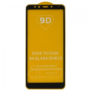 Xiaomi Redmi 5 - Full Arc Tempered Glass Black
