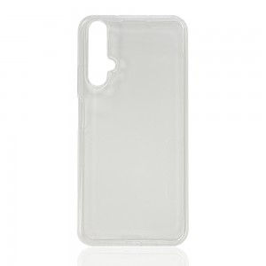 Huawei Nova 5T - TPU Gel Case Clear