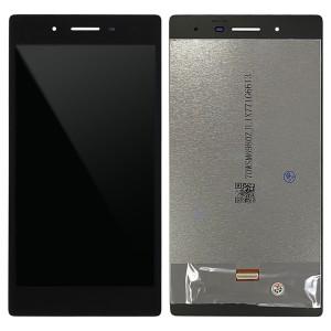 Lenovo Tab 3 730M - Full Front LCD Digitizer Black