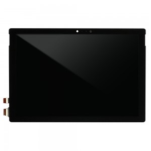 Microsoft Surface Pro 6 - Full Front LCD Digitizer Black