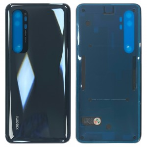 Xiaomi Mi Note 10 Lite - Battery Cover With Adhesive Midnight Black