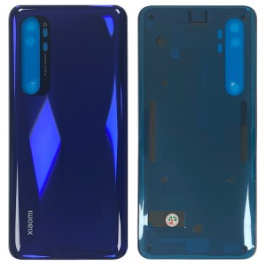 Xiaomi Mi Note 10 Lite - Battery Cover With Adhesive Nebula Purple