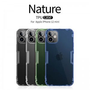 iPhone 12 Mini - Nillkin Nature TPU Case 0.6mm