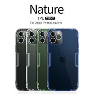 iPhone 12 / 12 Pro - Nillkin Nature TPU Case 0.6mm