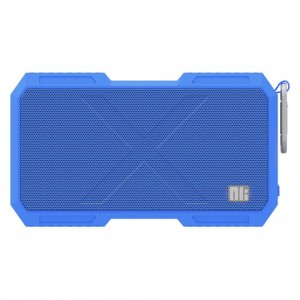 NILLKIN - X Man Bluetooth Loudspeaker with 5200mAh Powerbank Blue