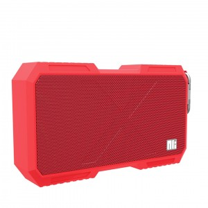 NILLKIN - X Man Bluetooth Loudspeaker with 5200mAh Powerbank Red