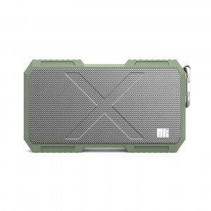 NILLKIN - X Man Bluetooth Loudspeaker with 5200mAh Powerbank Green