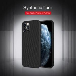 iPhone 12 / 12 Pro - NILLKIN Synthetic Fiber Phone Case