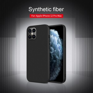 iPhone 12 Pro MAX - NILLKIN Synthetic Fiber Phone Case