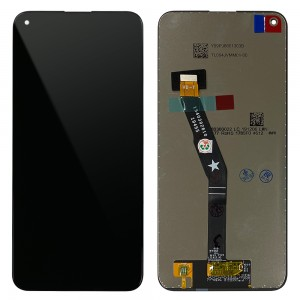 Huawei P40 Lite E - Full Front LCD Digitizer Black