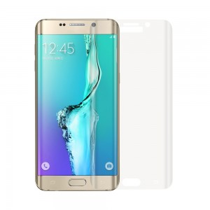Samsung Galaxy S6 Edge - Tempered Glass Full Arc
