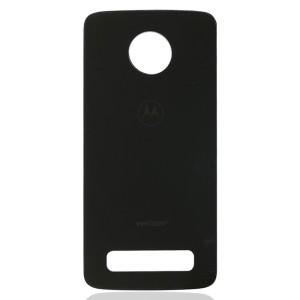 Motorola Z3 XT1929 - Battery Cover with Adhesive Ceramic Black