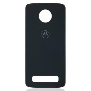 Motorola Z3 Play XT1929 - Battery Cover with Adhesive Indigo Blue