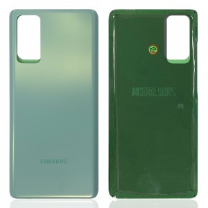 Samsung Galaxy S20 FE G780 / S20 FE 5G G781 - Battery Cover with Adhesive Cloud Mint