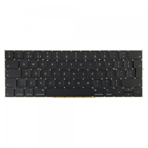 Macbook Pro 13 inch A1989 / 15 inch A1990 2018-2019 -  British Keyboard UK Layout with Backlight