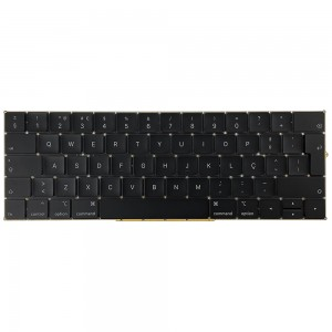 Macbook Pro 13 inch A1989 / 15 inch A1990 2018-2019 -  Portuguese Keyboard PT Layout with Backlight
