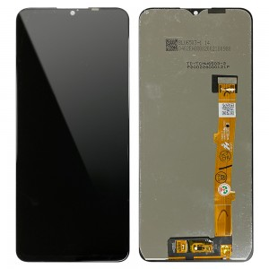 Alcatel 3x (2019) - Full Front LCD Digitizer Black