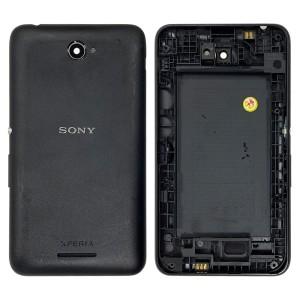 Sony Xperia E4 E2104 E2105 E2115 E2124 - Back Housing Black