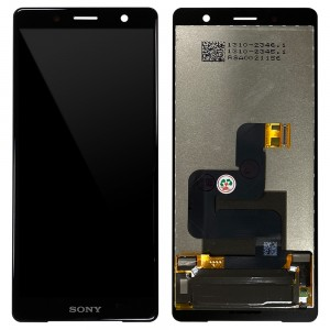 Sony Xperia XZ2 Compact H8324 / H8314 - Full Front LCD Digitizer Black