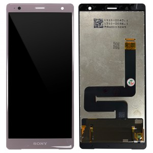 Sony Xperia XZ2 H8266 / H8216 / H8296 / H8276 - Full Front LCD Digitizer Ash Pink