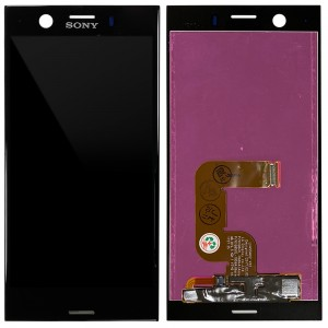 Sony Xperia XZ1 Compact G8441 - Full Front LCD Digitizer Black