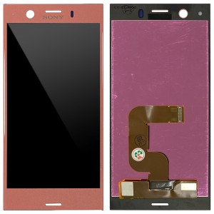 Sony Xperia XZ1 Compact G8441 - Full Front LCD Digitizer Twilight Pink