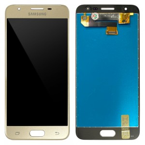 Samsung Galaxy J5 Prime G570 - Full Front LCD Digitizer Gold