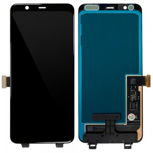 Google Pixel 4 XL - Full Front LCD / OLED Digitizer Black