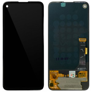 Google Pixel 4a - Full Front LCD / OLED Digitizer Black