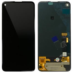 Google Pixel 4a 5G - Full Front LCD / OLED Digitizer Black