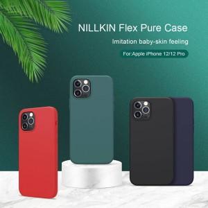 iPhone 12 / 12 Pro - Nillkin Flex Liquid Silicone Case
